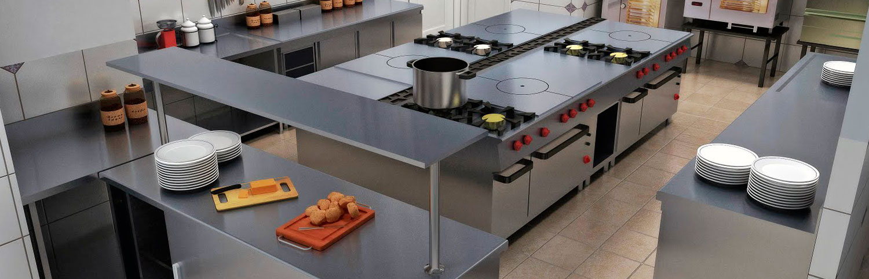 Grupo dcir muebles de acero inoxidable cocinas industriales for Muebles industriales